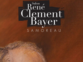 Au Salon René Clément Bayer du 12 au 20 MARS 2016