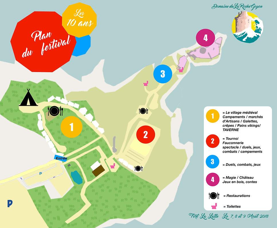 plan_carte_du_parc_du_château_médiévales
