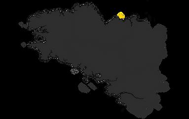 Carte maps bretagne BZH5 fort la latte roche goyon Bzh 5