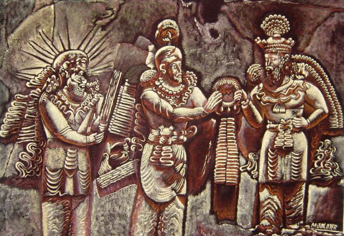 Investiture of King Ardashir II