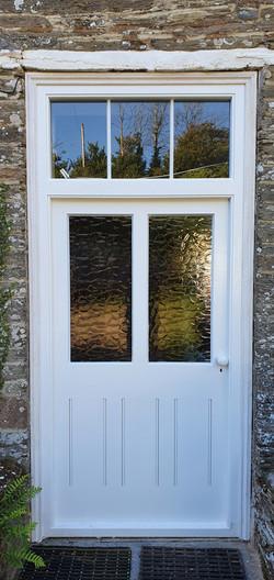 Hardwood Heritage Door