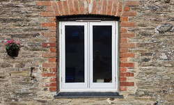 Hardwood Triple Glazed Flush Window