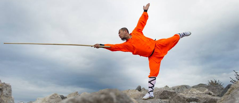Master Xingbo Liu China Spirit UK Shaolin Martail Arts