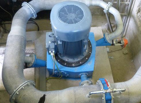 Hydropower Plant Schrempf