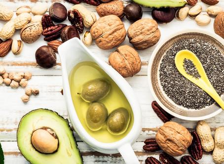 Benefícios da vitamina E e das oleaginosas