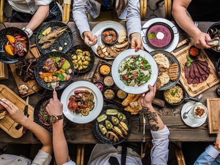 o que ocorre com o seu corpo quando você exagera na comida