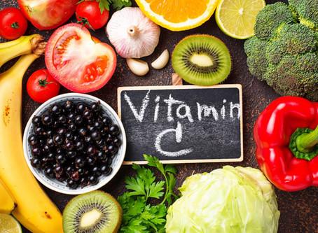 A importância da Vitamina C na alimentação