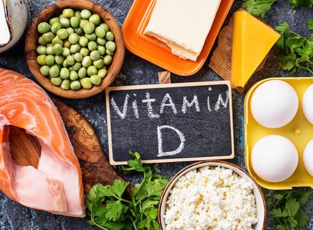 A importância da vitamina D na alimentação