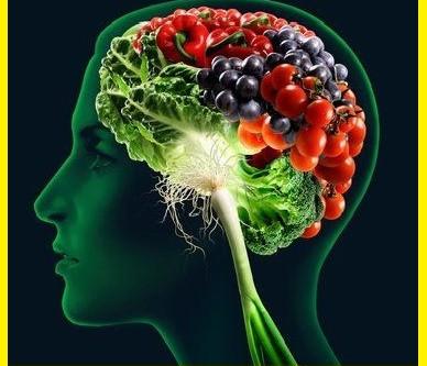 Alimentos que ajudam no melhoramento do cérebro
