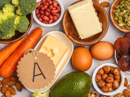A importância da vitamina A na alimentação