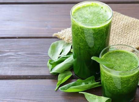 A influencia do suco detox na perda de peso