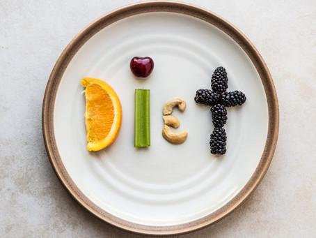Como Manter a Dieta Equilibrada