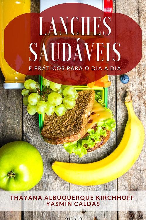 E-book Lanches Saudáveis