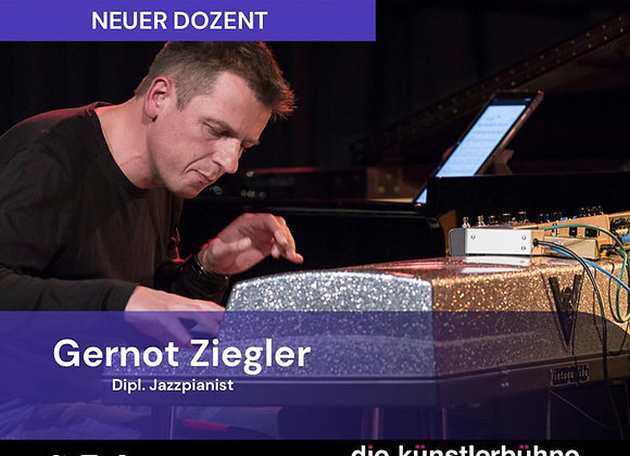 PianoBox - Abokarte - Keybaordunterricht, 5x45 Minuten inkl. Goodies