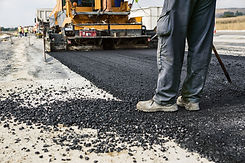 Polymer Modified Asphalt Paving