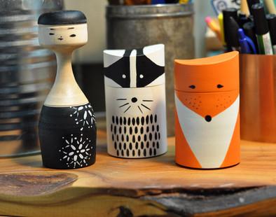 Wood Turned Figurines.jpg