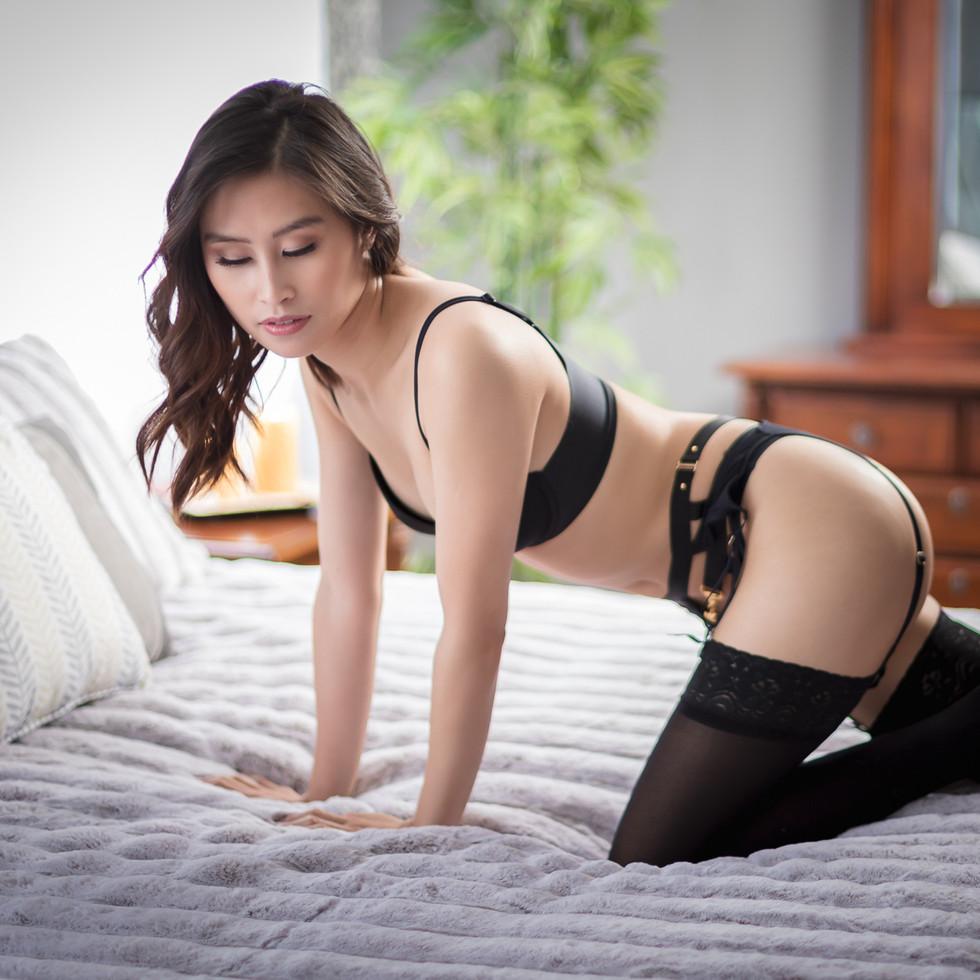 Bedroom and garters