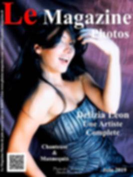 Le magazine photo Délizia Léon