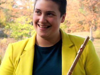 Meet the soloists of EÉ: ft. flutist {Izzy Gleicher}