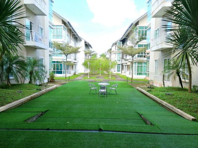 Hills 68 Apartment at Arang Road Ground Floor