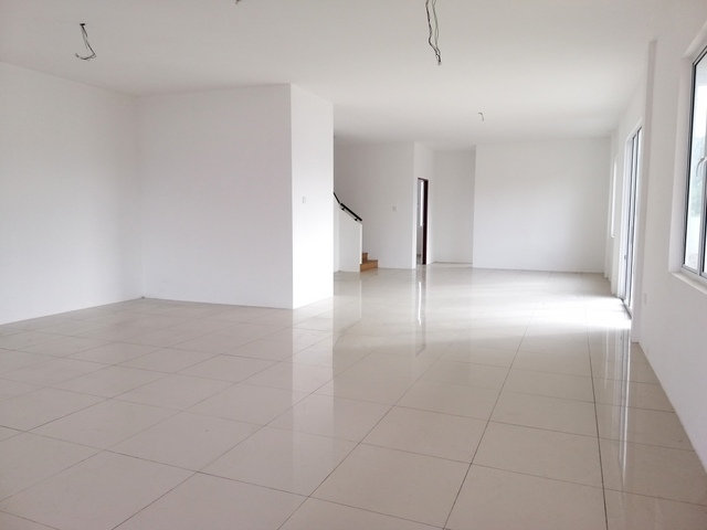 Double Storey Corner House @ Taman Kalien, Jln Sg. Tapang