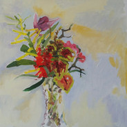 Wattle, Bottlebrush, Geranium, Magnolia