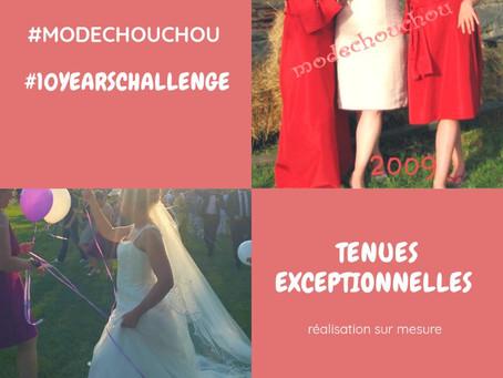 Challenge 10 ans