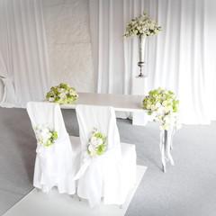 Zeremoniedekoration Bild 12