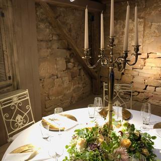 Tischdekoration Bild 2