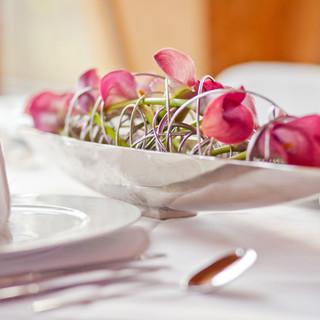 Tischdekoration Bild 9