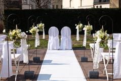 Zeremoniedekoration Bild 19