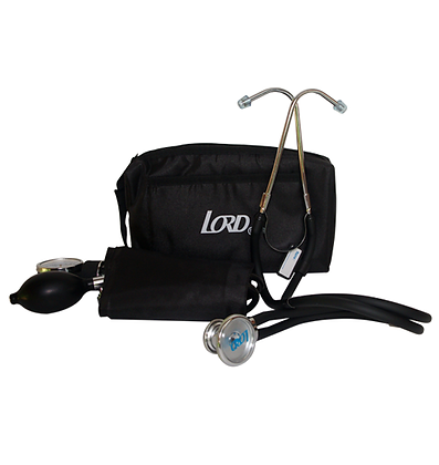 Kit Fonendoscopio y tensiómetro LORD