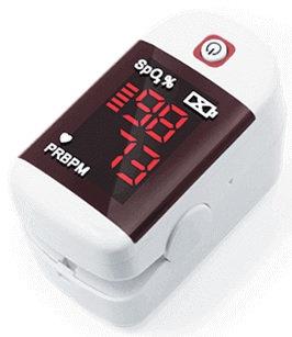 Oximetro de pulso Sencillo