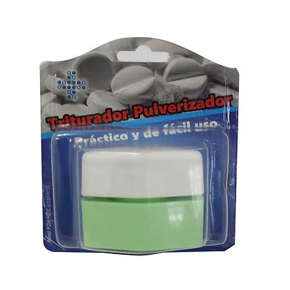 Triturador pulverizador de pastillas