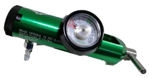 Regulador para Oxigeno Medicinal 0-15 LPM YUGO