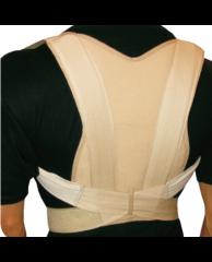 Corrector de postura ergonómico