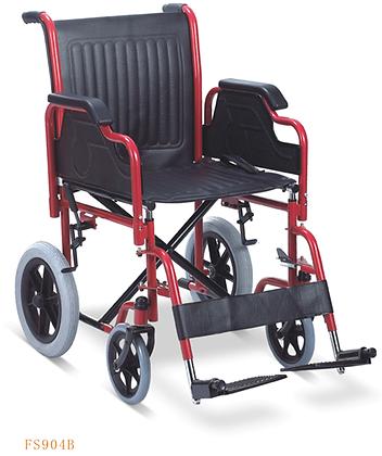 Silla de transporte Bracero y piecero removible