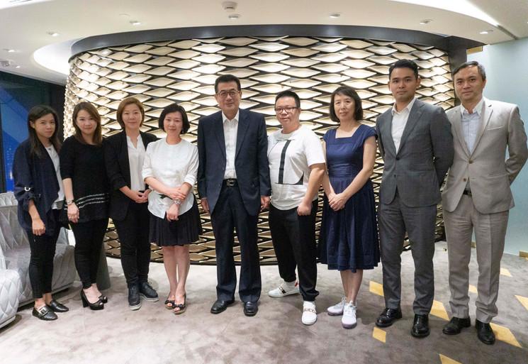中國宋慶齡基金會到訪瑞欣慈善會 雙方就內地與澳門慈善事業進行交流