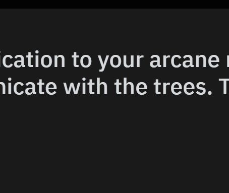 Writing Prompt: After years of dedication to your arcane research, you've finally learned how to...
