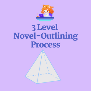 Aitsuji's 3 Level Outlining Process for Novels