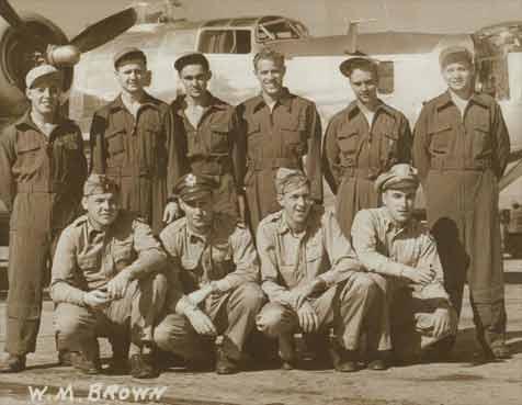 W. M. Brown Crew