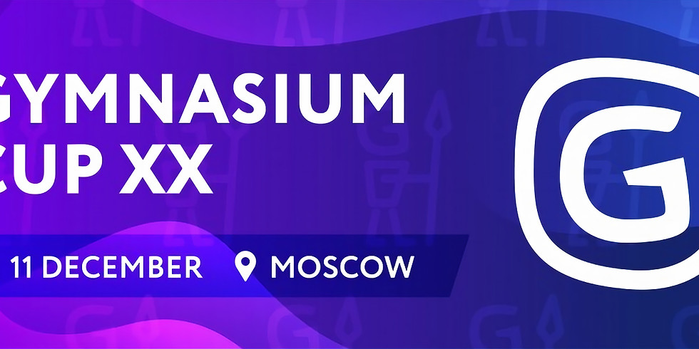 MOSCOW GYMNASIUM CUP XX