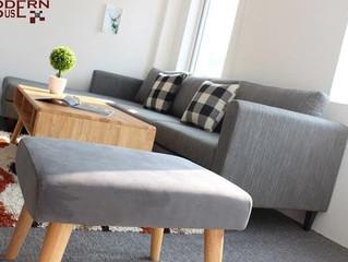 Lựa chọn màu sắc ghế sofa phù hợp với từng không gian phòng khách