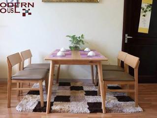 3 yếu tố giúp bạn mua được bàn ăn đẹp ưng ý