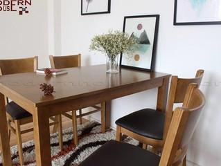 3 yếu tố giúp bạn chọn được bàn ăn đón nhà mới