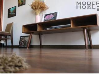 Chọn kệ tivi cho phòng khách chung cư nhà bạn