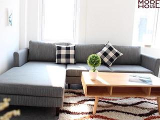 5 kiểu ghế sofa cho không gian nhà nhỏ