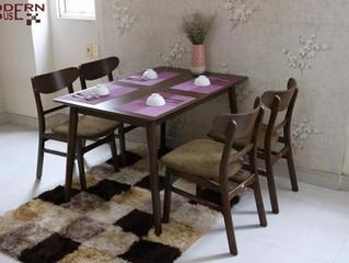 Bốn cách giúp chống mối mọt cho bàn ăn gỗ hiệu quả