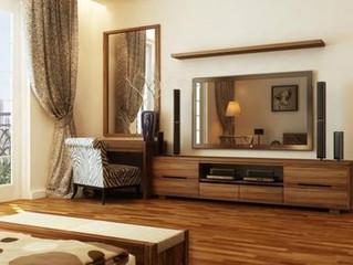 Kinh nghiệm chọn mua kệ tivi cho phòng khách có diện tích khiêm tốn