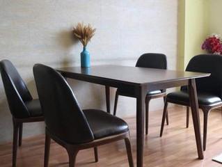 Cách chọn mẫu bàn ăn cho phòng bếp phong cách hiện đại